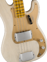 Fender Custom Shop 1957 Precision Bass Journeyman Relic Aged White